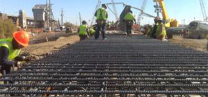 Control de calidad del acero de refuerzo